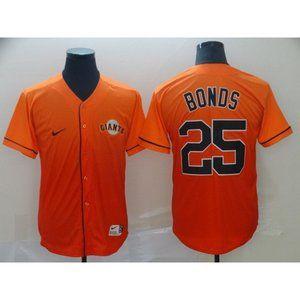 San Francisco Giants Barry Bonds Jersey 1